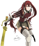 Severa the Hero by Arch-in-Black