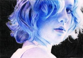 Blue Muse by Syntheta-NZ