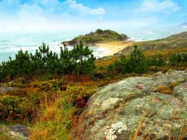 Finisterre by Pania-of-the-Reef