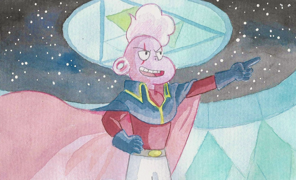 Lars of the Stars by PitchBlackEspresso