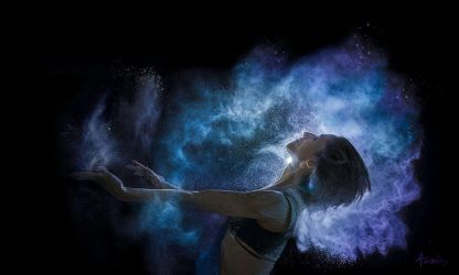 Dancing with the universe by anemites