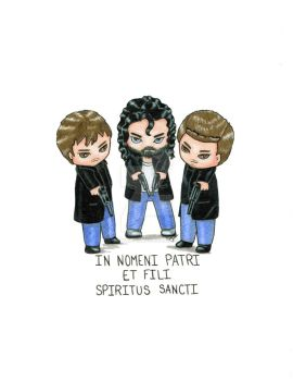 BoonDock Saints by StormmeKinkade