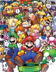 Do the Mario! by herms85