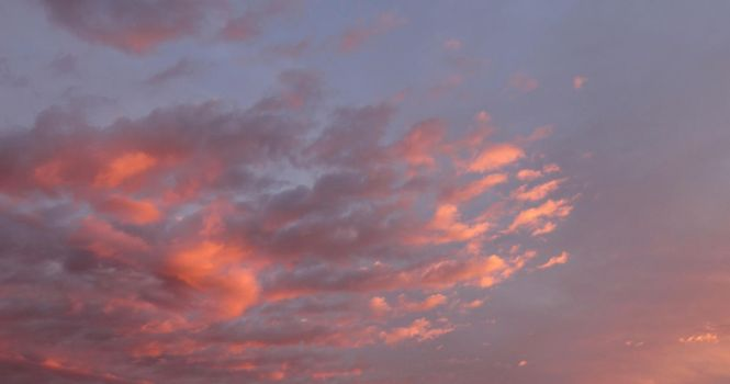 Free stock, Sunset red by FractalCaleidoscope