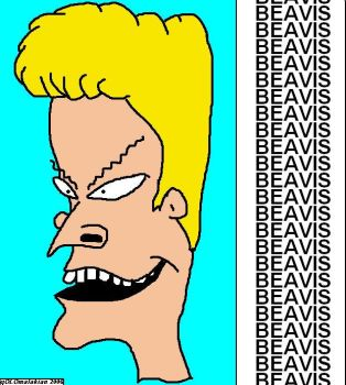 Beavis by Beavis-and-Butthead