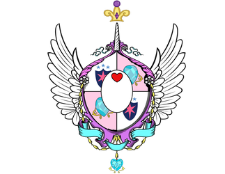 Princess Flurry Heart CoAs by Lord-Giampietro