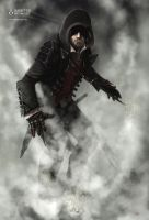Assassins Creed 1835 by odingraphics