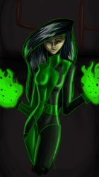 Shego! by Badger-15
