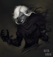 Smoky Beast by AltaGrin