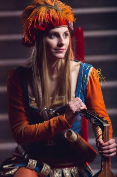 The Witcher - Priscilla the bard cosplay (10) by Corneline