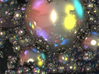 Spheres 99 by CyrilleGuedon