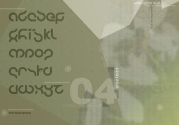 ..: Conscept font :.. by Ascinct