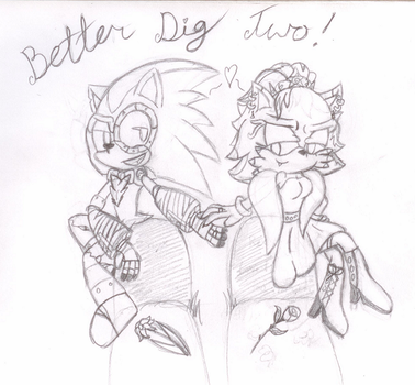 Better Dig Two by Sockmonkey145