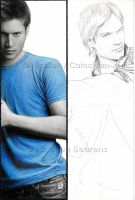 Dean, Damon - WIP 2 by Cataclysm-X