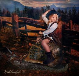 A Cowgirl by ChanelAllure