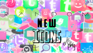 Random Icons! News! by Waatt