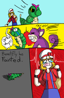 HG Nuzlocke : 14 by SaintsSister47