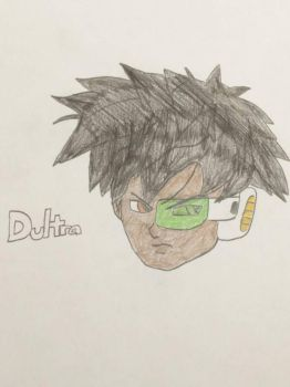 Dultra (DBXV) by DemonDamon97