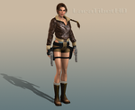 LaraTibetHD, wip 1 by tombraider4ever
