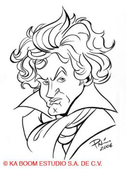 BEETHOVEN by alexpal