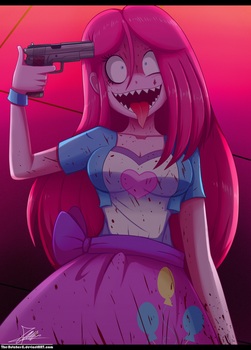 .:Sweet Suicide:. (Commission) by The-Butcher-X
