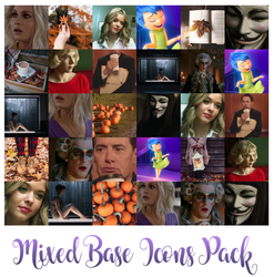 Icon Base - Mixed Pack #2 by RavenLSD