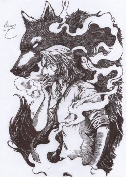 Bigby Wolf by ViniSykes
