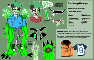 Antisepticeye new ref 2016 by Raymour