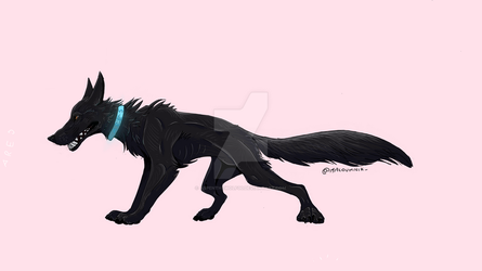 ARES GSD by AspenTheWolf00