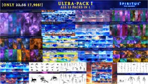ARTISTS RESOURCES - ULTRA-PACK I - 13 IN 1 by ERA-7
