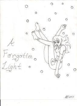 A Forgotten Light WIP cover page by Bella-Who-1
