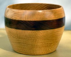 average wood bowl by cl2007