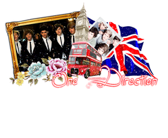 One Direction blend by xachildofmagic