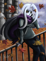 Fall Time Lala by theklocko