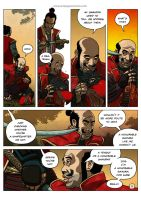 Ronin Blood, issue2, page 3 by EMPAYAcomics