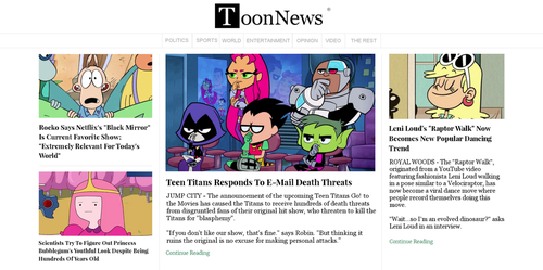 ToonNews (1-25-18) by Finnjr63