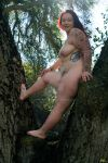 Gina In The Woods 067 by ANPStudios