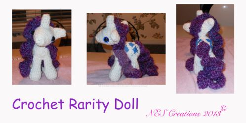 Crochet Rarity Doll by Zero23
