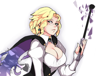 Glynda Goodwitch by Antiiheld