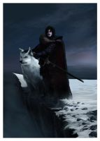 Jon Snow by ReneAigner