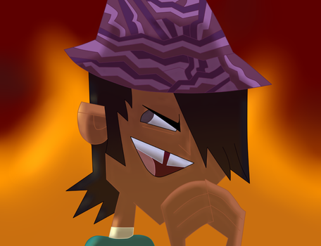 Mal: Evil in a bacon hat by pippastrelle13