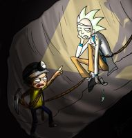 This is your fault, Rick by jameson9101322