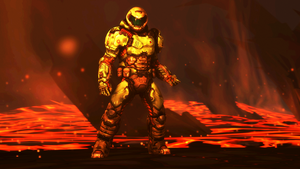 [SFM] DOOM 4 marine by Pechenko121