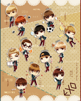 EXO by Raeyxia