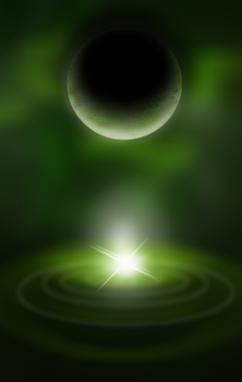 green planet...thing by time-to-kill-death