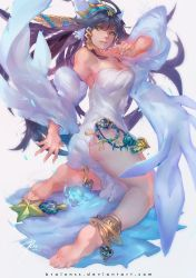 Puzzle _and_dragons  - Iset by Braionss