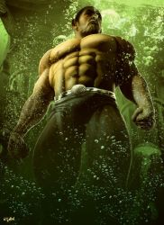 NAMOR - OCEANS KING by ISIKOL