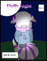 Fluffy Night Cover by cjc728