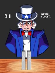 9 11 Never Forget by ScepterDPinoy