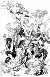 Extraordinary X-Men by SpiderGuile